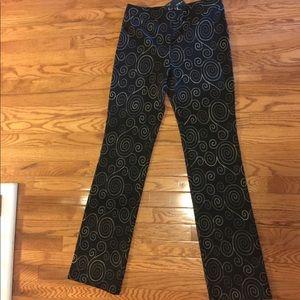 VINTAGE Nicole Miller dress pants size 6